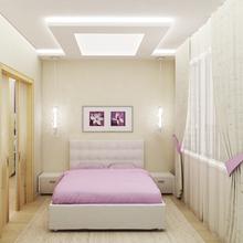 Фото из портфолио Проект одно-комнатной квартиры.  – фотографии дизайна интерьеров на InMyRoom.ru
