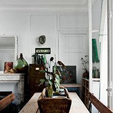 Фото из портфолио  Винтажный интерьер в Париже – фотографии дизайна интерьеров на INMYROOM