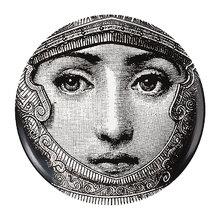 Декоративная тарелка на подставке Пьеро Форназетти Preso