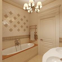 Фото из портфолио Квартира на Весковском переулке – фотографии дизайна интерьеров на INMYROOM