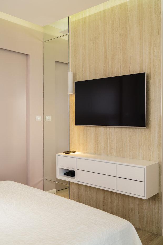 Фото из портфолио Дизайн интерьера квартиры в Израиле – фотографии дизайна интерьеров на INMYROOM