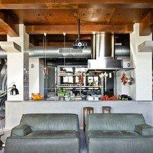 Фотография: Гостиная в стиле Кантри, Классический, Лофт, Современный, Хай-тек – фото на InMyRoom.ru
