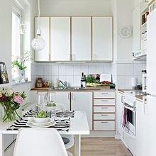 Фотография: Кухня и столовая в стиле Скандинавский, Советы, Beindesign – фото на InMyRoom.ru