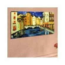 Декоративная картина: Венецианские каналы