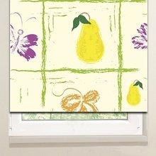 Рулонные шторы: Нарисованная груша