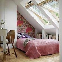 Фотография: Спальня в стиле Кантри, Декор интерьера, Декор дома, Подушки, Кровать – фото на InMyRoom.ru