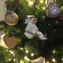Фото из портфолио Декор Новогодней елки. – фотографии дизайна интерьеров на INMYROOM