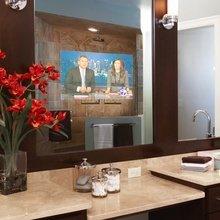 """Фото из портфолио  Новейшие технологии для """"смарт-ванной"""" – фотографии дизайна интерьеров на InMyRoom.ru"""