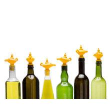 Резиновая пробка для бутылок Peleg Design oiladdin