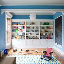 Фото из портфолио  Квартира в самом сердце исторического района Park Slope, Бруклин – фотографии дизайна интерьеров на InMyRoom.ru