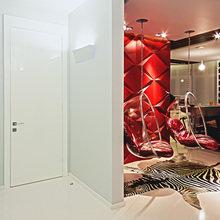 Фотография: Прихожая в стиле Хай-тек, Квартира, Дома и квартиры – фото на InMyRoom.ru