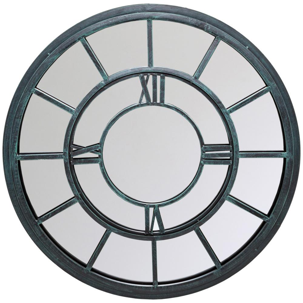 Купить Настенное зеркало женева круглой формы, inmyroom, Россия