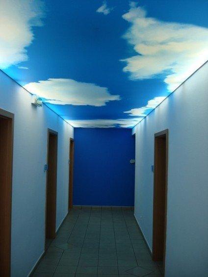 Фотография: Прихожая в стиле Современный, Дизайн интерьера, Потолок – фото на INMYROOM