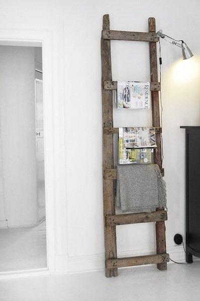 Фотография: Мебель и свет в стиле Скандинавский, Декор интерьера, Дом, Хранение, Декор, Декор дома – фото на InMyRoom.ru