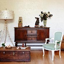 Фотография: Мебель и свет в стиле Кантри, Эко, Декор интерьера, Дом, Дома и квартиры, Винтаж – фото на InMyRoom.ru
