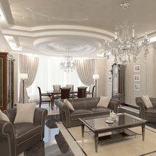 Фото из портфолио Дизайн интерьера коттеджа в Симферополе – фотографии дизайна интерьеров на InMyRoom.ru