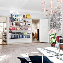 Фото из портфолио Bellmansgatan 38 – фотографии дизайна интерьеров на INMYROOM