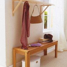 Фотография: Прихожая в стиле Кантри, Декор интерьера, Мебель и свет – фото на InMyRoom.ru