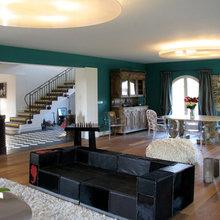 Фотография: Гостиная в стиле Эклектика, Франция, Дома и квартиры, Городские места, Отель – фото на InMyRoom.ru