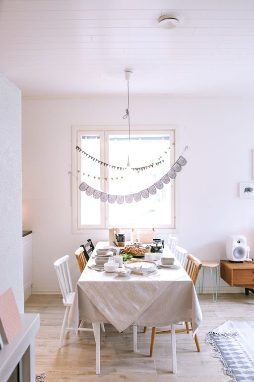 Фотография: Кухня и столовая в стиле Скандинавский, Декор интерьера, Квартира, Дом, Аксессуары, Декор – фото на InMyRoom.ru