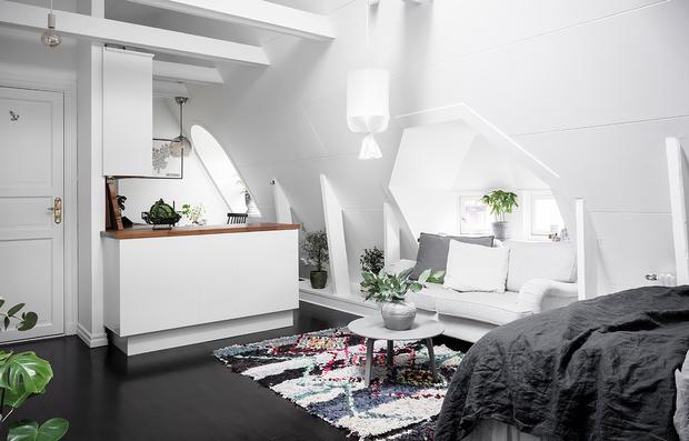 Фотография: Гостиная в стиле Скандинавский, Стокгольм, Гид, скандинавский интерьер, как создать уютную атмосферу – фото на INMYROOM