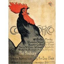 Картина (репродукция, постер): Cocorico