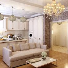 Фотография: Гостиная в стиле Современный, Восточный, Эклектика – фото на InMyRoom.ru