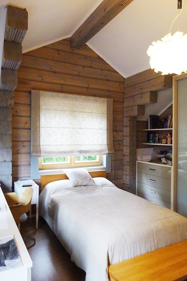 Фото из портфолио Дизайн деревянного дома. Бернгардовка. – фотографии дизайна интерьеров на INMYROOM