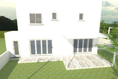 Строим дом на Кипре, 150 квм