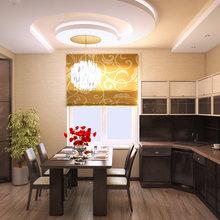 Фотография: Кухня и столовая в стиле Современный, Восточный, Квартира, Дома и квартиры – фото на InMyRoom.ru
