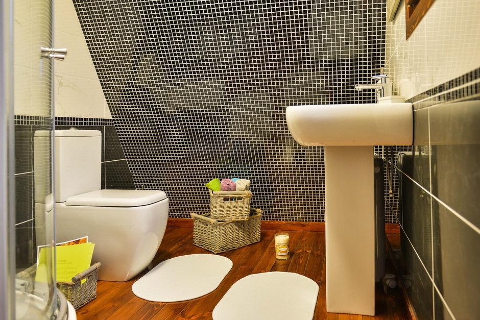 Фотография: Ванная в стиле Современный, Декор интерьера, Дом, Дома и квартиры, Умный дом – фото на InMyRoom.ru