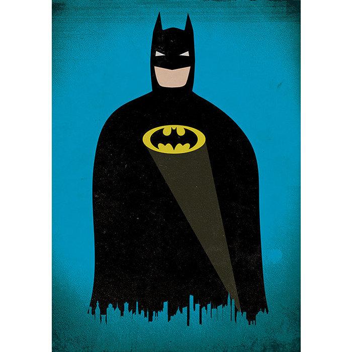 Принт Batman A1