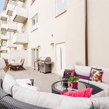 Фотография: Балкон, Терраса в стиле Современный, Скандинавский, Малогабаритная квартира, Квартира, Дома и квартиры – фото на InMyRoom.ru