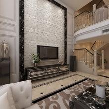 Фото из портфолио Рельефные панели для стен – фотографии дизайна интерьеров на InMyRoom.ru