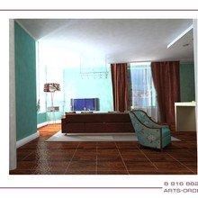 Фото из портфолио Мои работы – фотографии дизайна интерьеров на INMYROOM