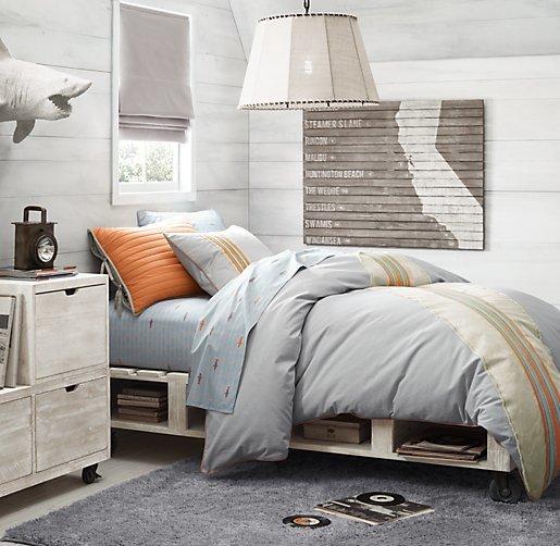 Фотография: Спальня в стиле Прованс и Кантри, Скандинавский, Декор интерьера, DIY – фото на InMyRoom.ru