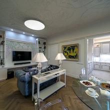 Фотография: Гостиная в стиле Классический, Современный, Декор интерьера, Интерьер комнат, Тема месяца – фото на InMyRoom.ru