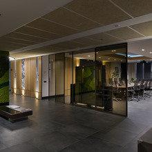 Фото из портфолио Офис в стиле лофт – фотографии дизайна интерьеров на INMYROOM