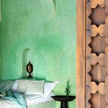 Фотография: Спальня в стиле Восточный, Декор интерьера, Дом, Декор дома, Цвет в интерьере – фото на InMyRoom.ru