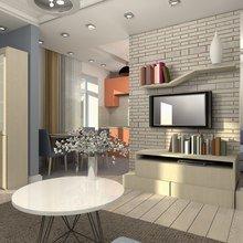 Фото из портфолио Однушка 36 кв м – фотографии дизайна интерьеров на InMyRoom.ru