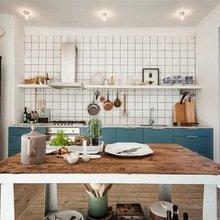 Фотография: Кухня и столовая в стиле Скандинавский, Аксессуары, Интерьер комнат, Декор – фото на InMyRoom.ru