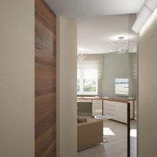 Фото из портфолио Квартира-студия – фотографии дизайна интерьеров на InMyRoom.ru