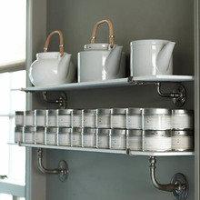 Фото из портфолио Кухонные прибамбасы – фотографии дизайна интерьеров на InMyRoom.ru