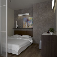 Фото из портфолио Дизайн-проект квартиры в Минске – фотографии дизайна интерьеров на InMyRoom.ru
