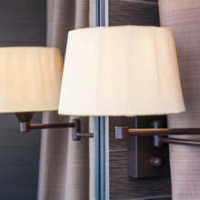 Фотография: Мебель и свет в стиле Современный, Спальня, Восточный, Эклектика, Интерьер комнат, Проект недели – фото на InMyRoom.ru