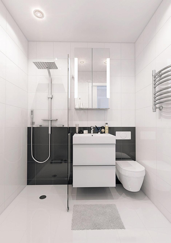 Фотография: Ванная в стиле Современный, Минимализм – фото на InMyRoom.ru