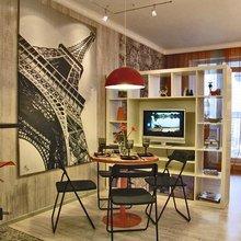 Фото из портфолио проект квартиры-студии – фотографии дизайна интерьеров на INMYROOM