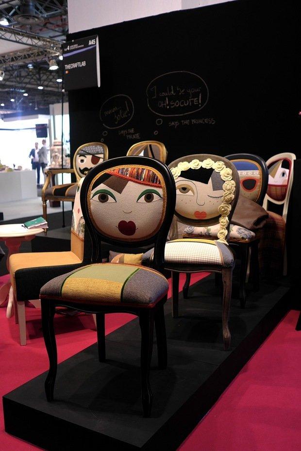 Фотография: Мебель и свет в стиле Классический, Современный, Эклектика, Индустрия, События, Маркет, Maison & Objet, Женя Жданова – фото на InMyRoom.ru