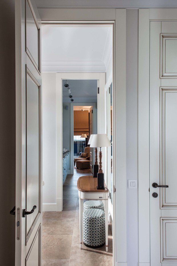 Фото из портфолио Квартира 2013 г. – фотографии дизайна интерьеров на INMYROOM