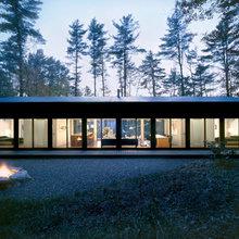 Фотография: Архитектура в стиле , Дом, Дома и квартиры, Минимализм, Дом на природе – фото на InMyRoom.ru